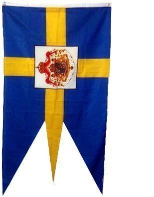 Sweden Royal Flag Polyester 3 Ft X 5 Ft 0 95 Flag Flag Company Flag Decor