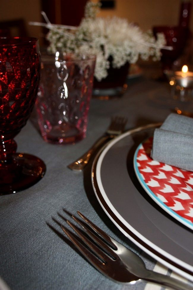 Mesa de Fiesta con Color #inspiredbyVB - Nordic Treats