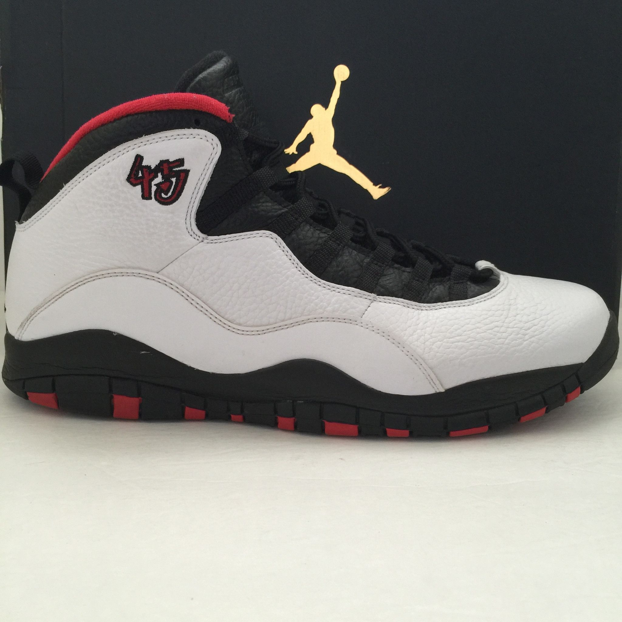 a2f084853c3640 ... nike air jordan retro 10 x double nickel size 14 jordan retro 10 nike  air