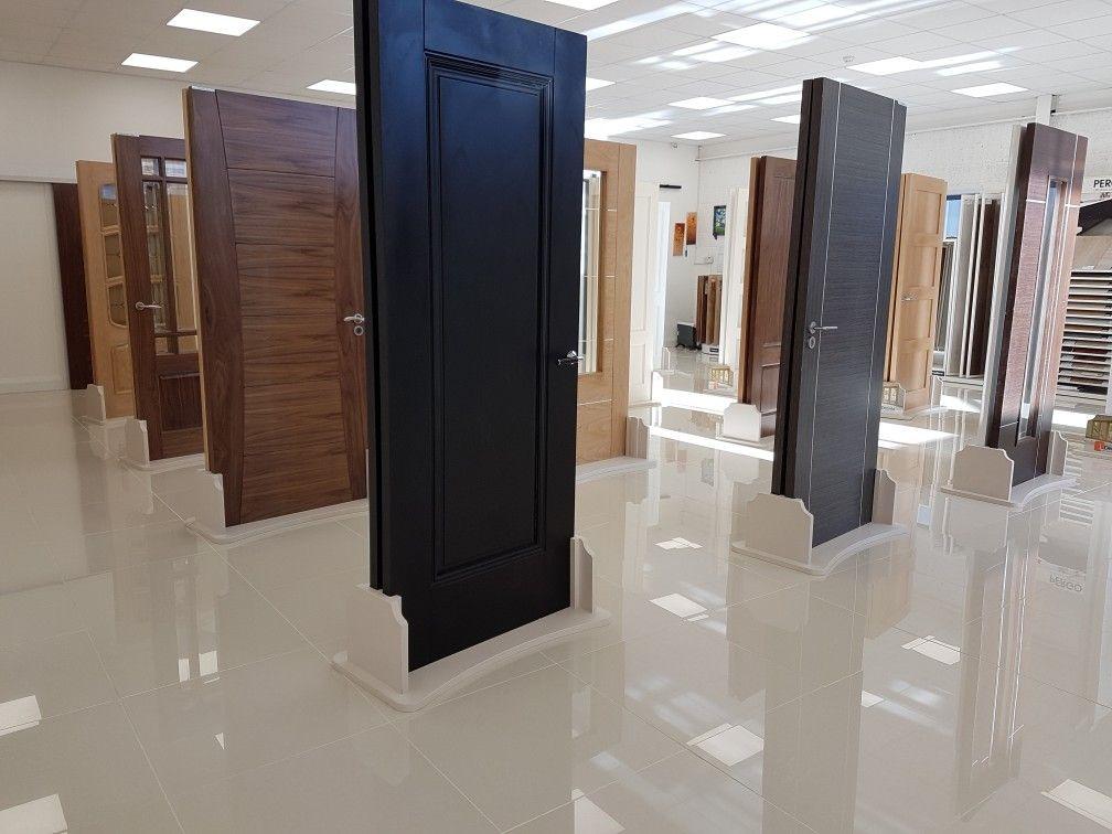 Doras Amsterdam Door At Our Tramore Showrooms Showroom Design Door Design Store Door