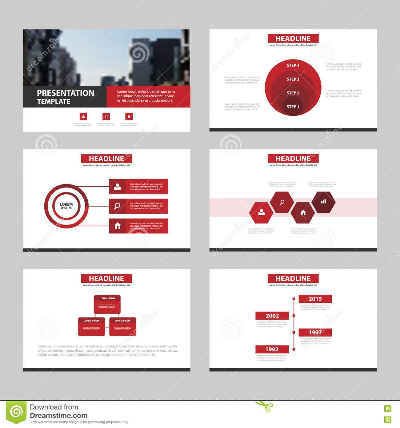 Modelos Infográficos, Resumo Da Amostra, Preto Avermelhado, Modelos De  Apresentação