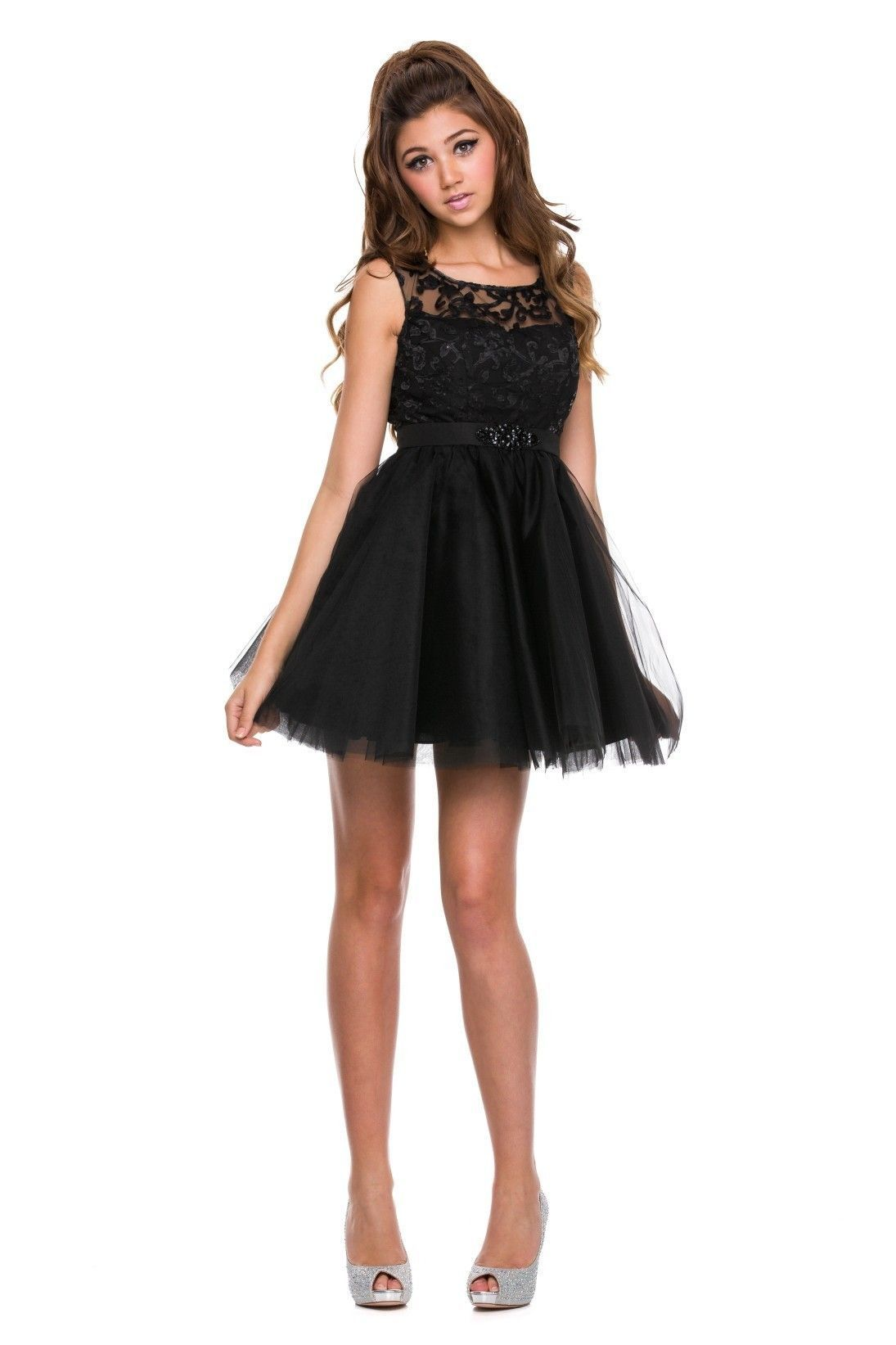 Short Black Prom Dress With Cute Style #12 | Alo Style | Style ...