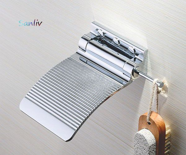 Chrome Shower Fold Up Shaving Footrest Or Shaving Ledge By Sanliv Shower Accessories Foot Rest Bathroom Accessories