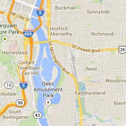Food Carts Portland - Google Maps   Portland & Oregon   Pinterest ...
