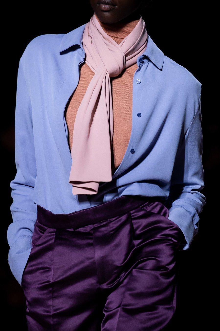 Tom Ford Fall 2019 Ready-to-Wear Fashion Show