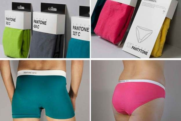 MARK Studios comes out with skivvies that highlight the famous color system.