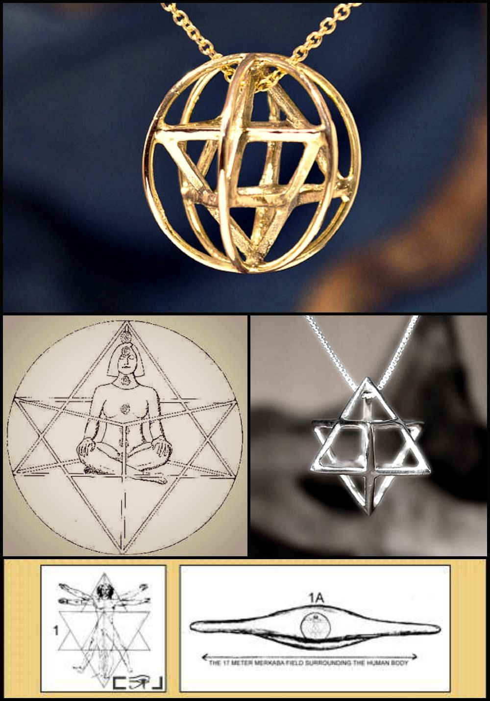 The Merkaba Is A Star Tetrahedron A Three Dimensional 8 Pointed