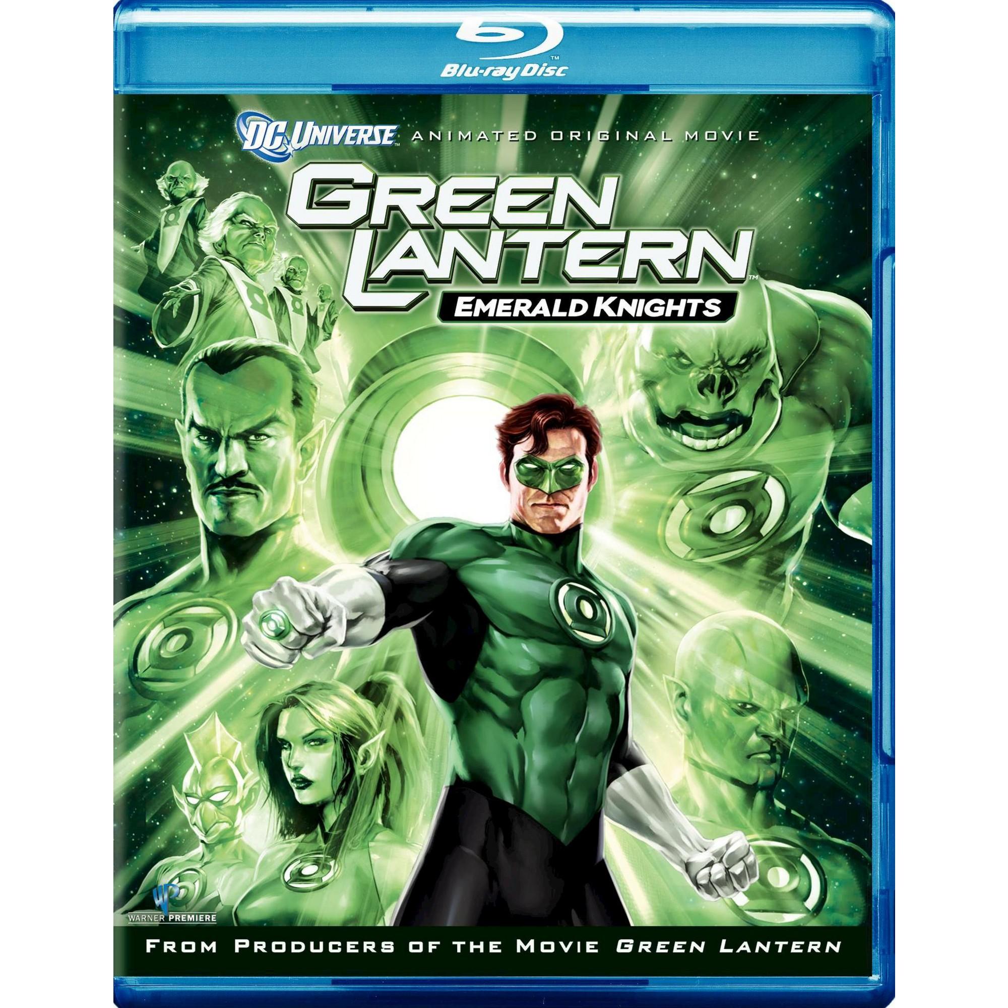 Green Lantern: Emerald Knights (Blu-ray)