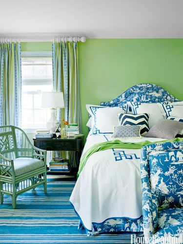 Interior Blue Green Bedroom the designers attic interior motives pinterest blue green room