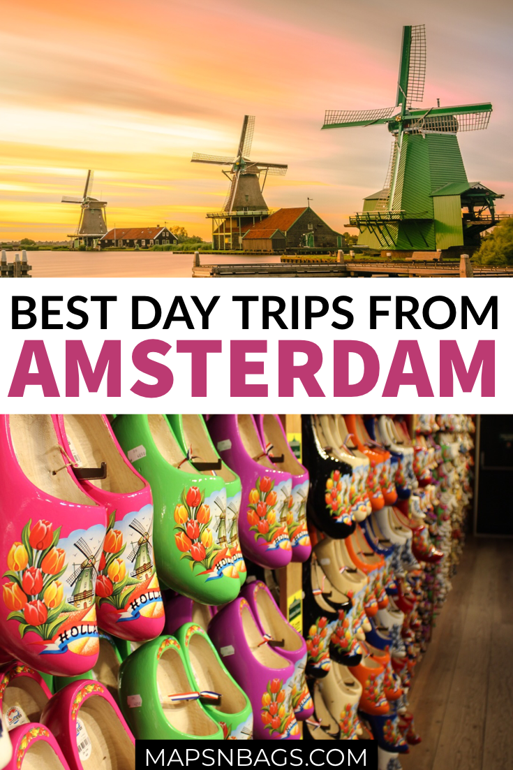 Best Day Trips from Amsterdam by a Local Check out the best day trips from Amsterdam! In this post,