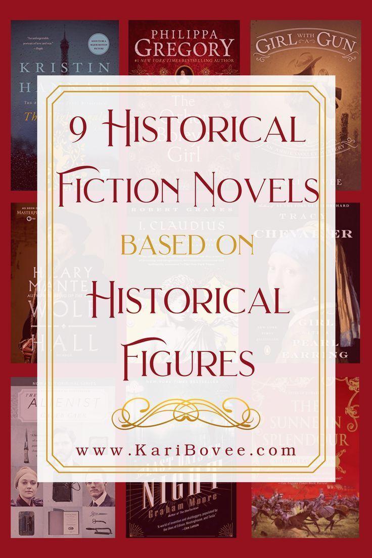 Best Historical Novels Based on Historical Figures
