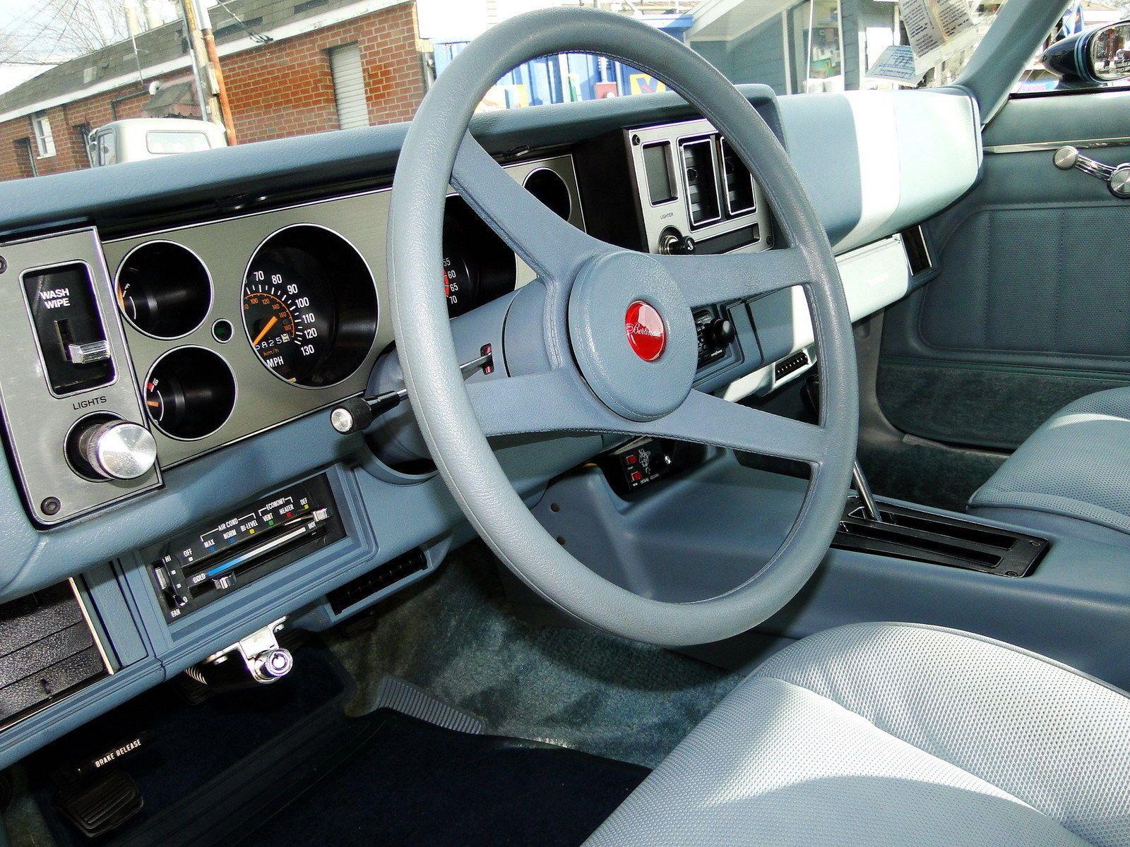 1979 Camaro Berlinetta - perfect interior! | Cars I'd love