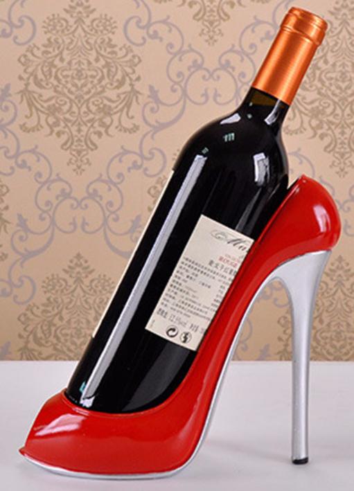 Lovers Wine Bottle Holder Wine Racks & Cabinets
