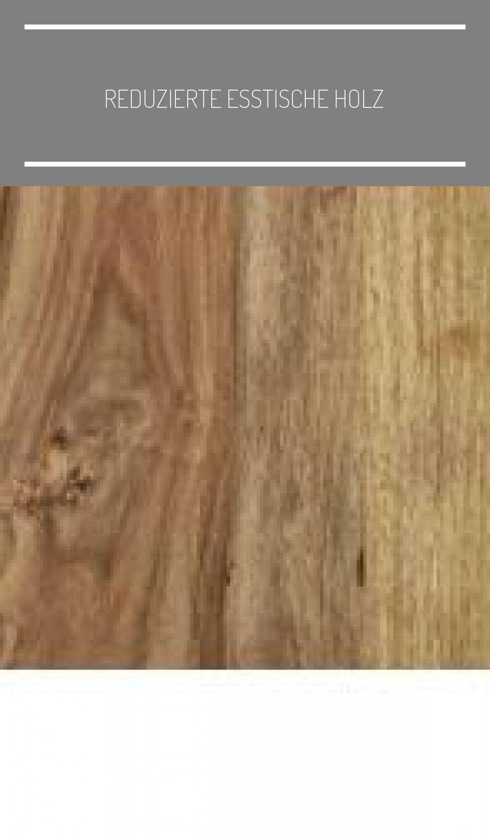 Pin On Holz Tisch Esszimmer