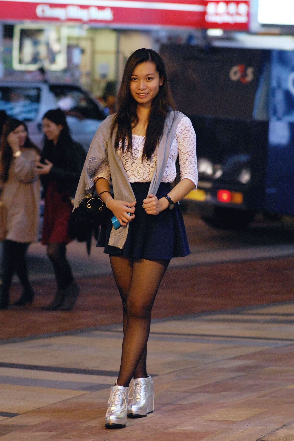 What 39 S Her Story Street Style Hong Kong Street Style Pinterest Street Styles What S And