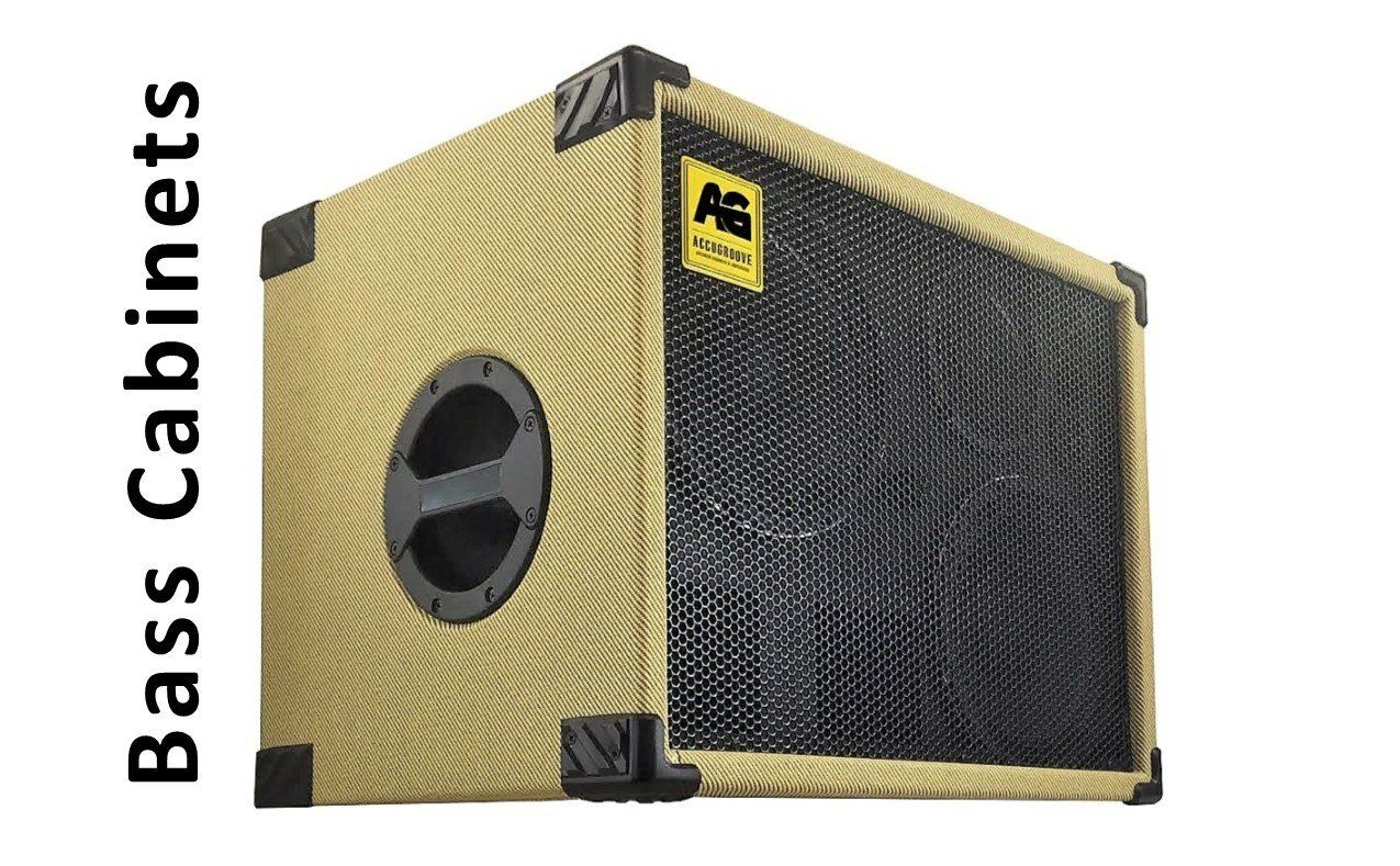 AccuGroove, bass cabs, FRFR cabs, bass cabinets, guitar cabs | Bass