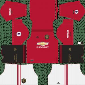 Manchester United Kits Dls 2019 Dream League Soccer Kits 512x512 In 2020 Manchester United Manchester United Logo Soccer Kits