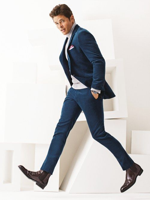 841ee2aafaf4 The Right Chelsea Boot to Wear with a Suit | StyleTu | Chelsea boots ...