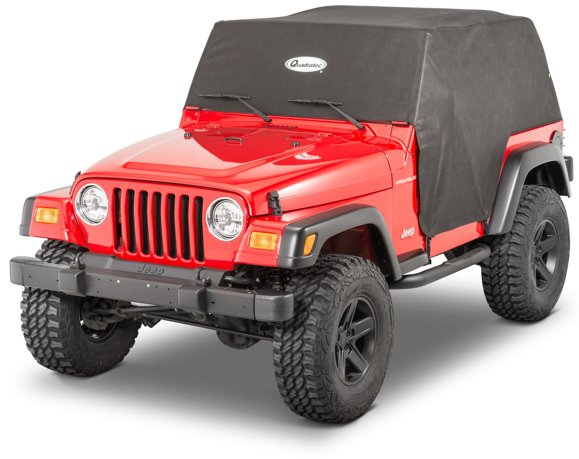 Softbond 5 Layer Cab Cover For 97 06 Jeep Wrangler Tj Jeep Wrangler Tj