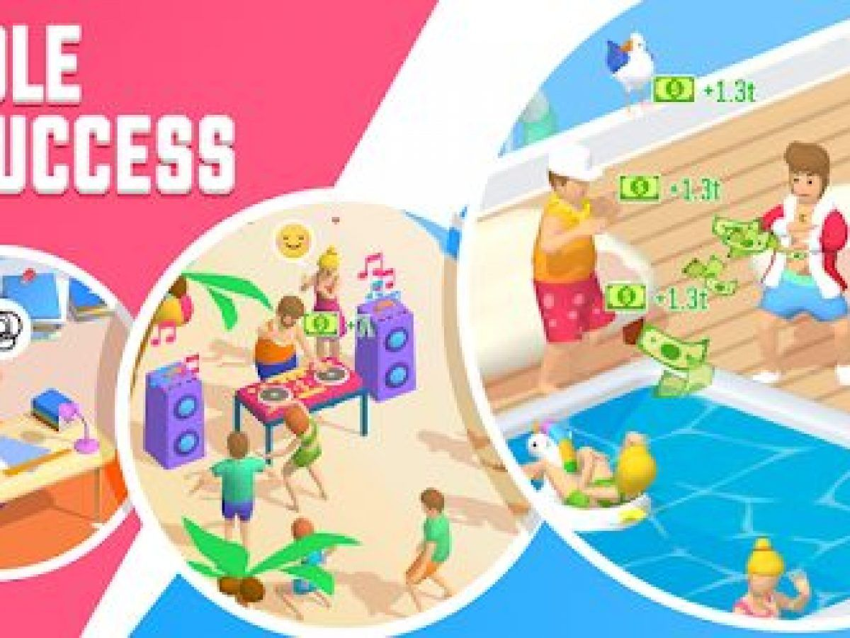 Idle Success Hack Cheats Money Gems Mod Apk Ios Android in