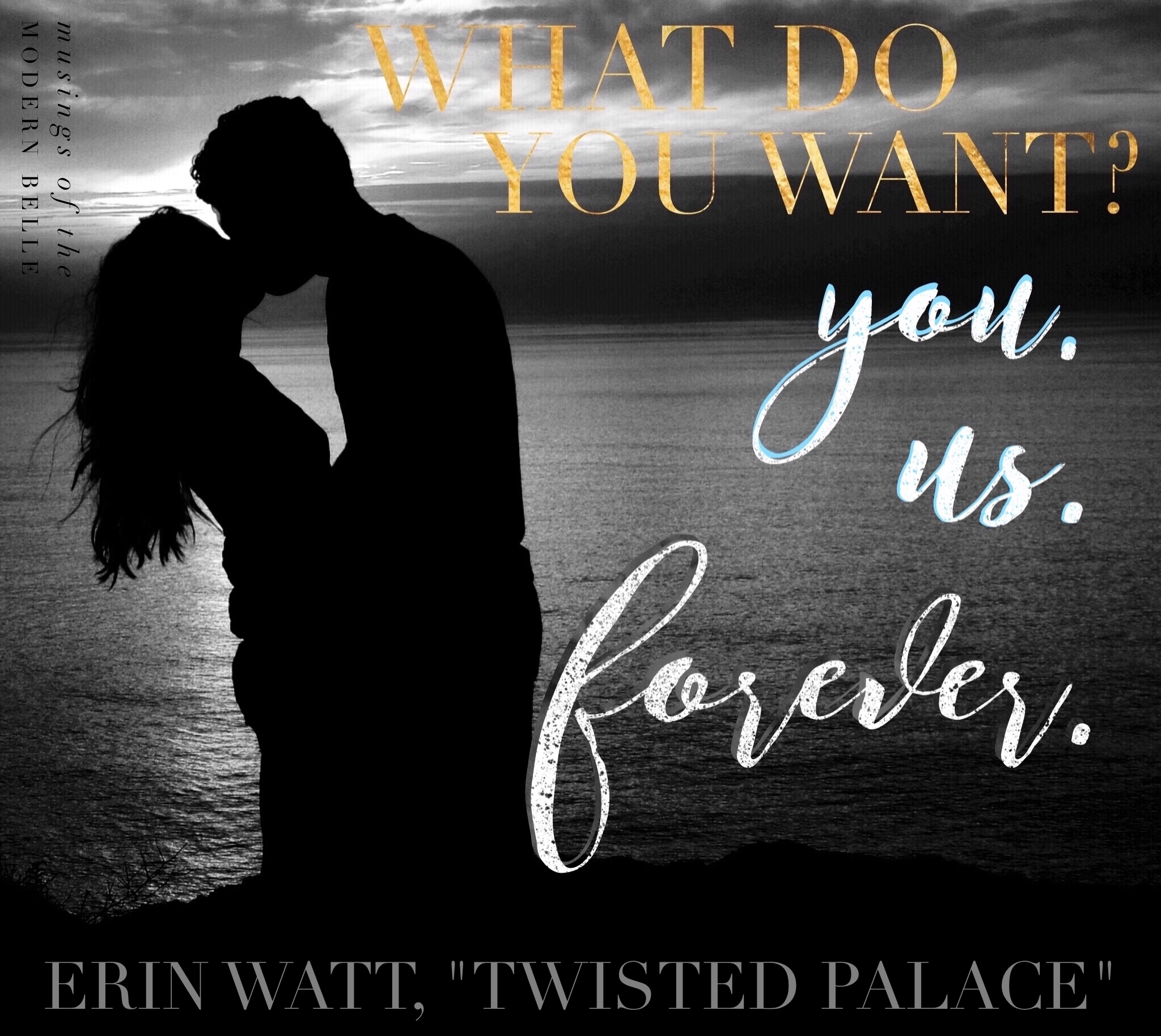 "ReleaseBlitz & MBreview ""Twisted Palace"" by Erin Watt"