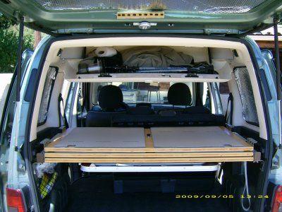 peugeot partner camping car 4x4 pinterest fourgon fourgon am nag et am nagement. Black Bedroom Furniture Sets. Home Design Ideas