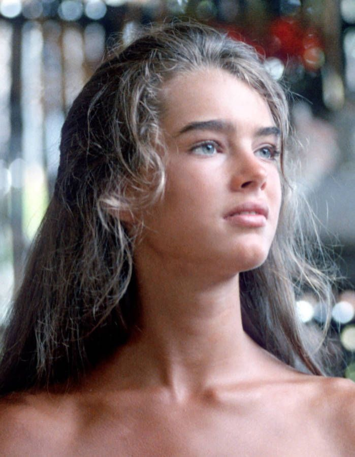 no 10 brooke shields les plus belles femmes du monde en. Black Bedroom Furniture Sets. Home Design Ideas