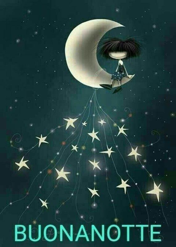 Buonanotte Immagini Per Buona Notte Per Augurare Sogni Doro Agli