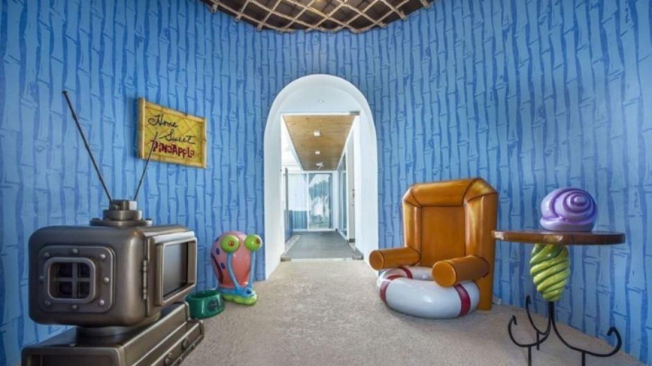 This Bikini Bottom Inspired Luxury House Is Every Spongebob