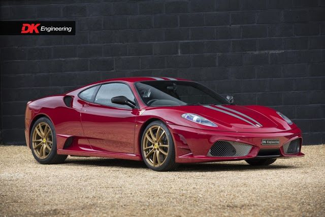 2009 Ferrari F430 Rhd Rosso Mugello For Sale At Dk Engineering For