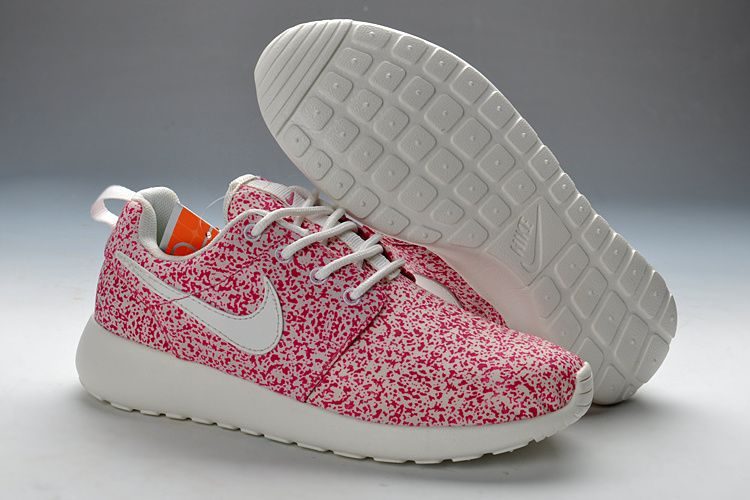 Authentic Nike Shoes For Sale Nike Roshe Run Womens Sail Pink White Shoes [Nike  Roshe Run Womens Sail Pink White Shoes] -