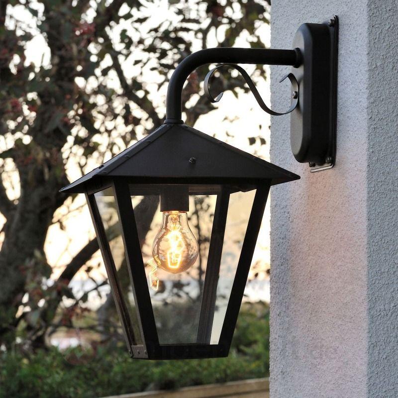 Lampen Online Kaufen Günstig: Strahlend Helle Außenwandleuchte BENU 2 Von Konstsmide