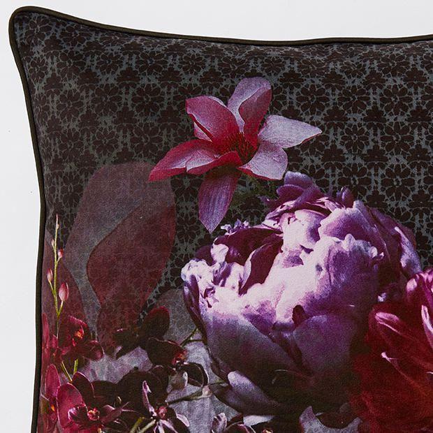 Viola Floral Printed Cushion Target Australia Floral
