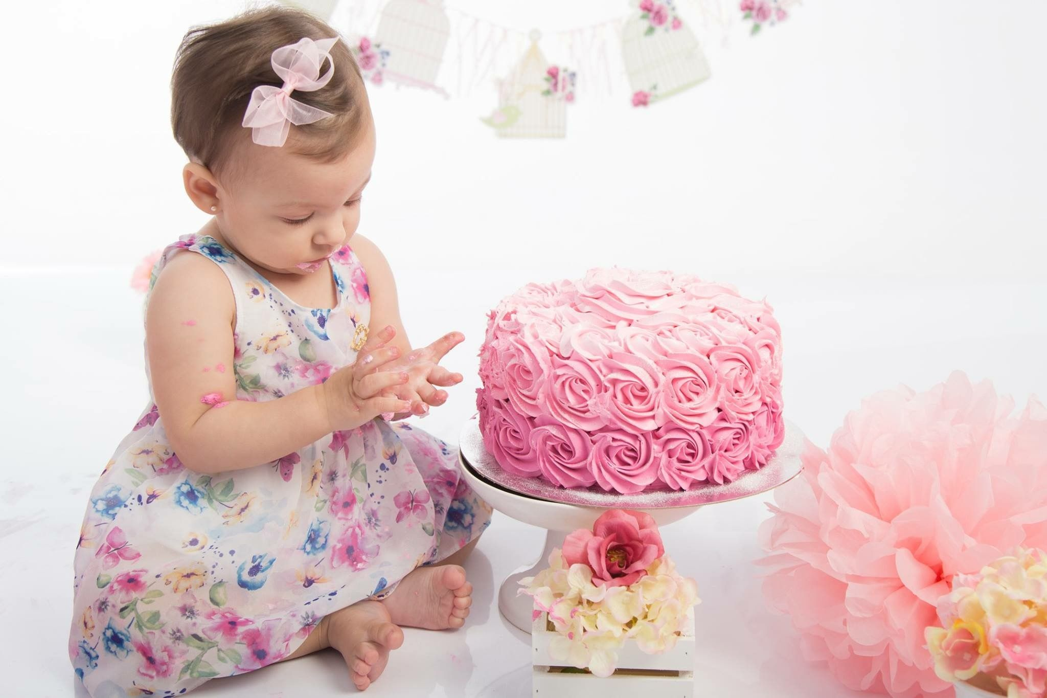 Smash the Cake | com Heloisa