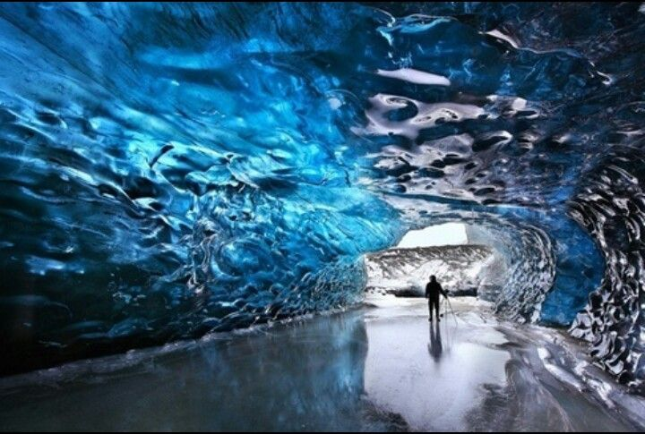 Iced tunnel