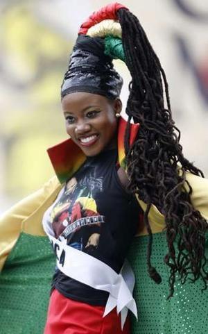 jamaican women mature Sapphire