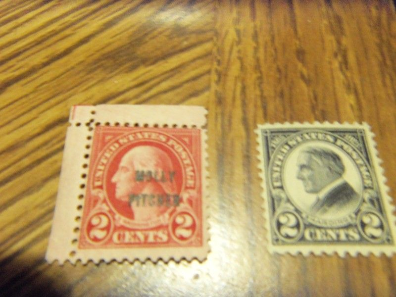 OLD US MINT STAMPS 1928 2 CT 647