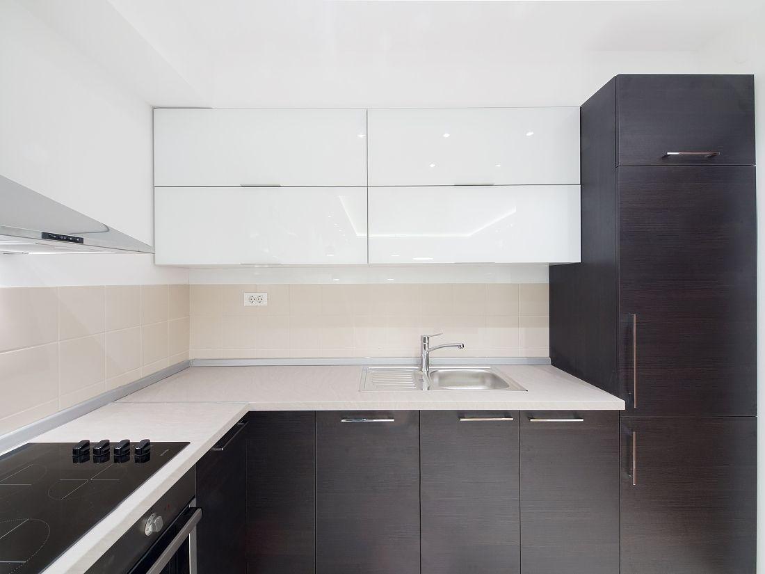 Black - White Day - Night Yin - Yang   Kitchen as a secret ...