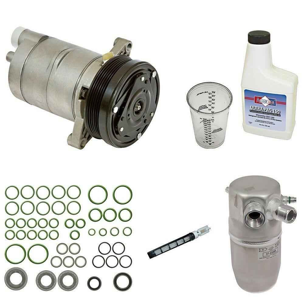 A/C Compressor & Component Kit OMNIPARTS 25074022