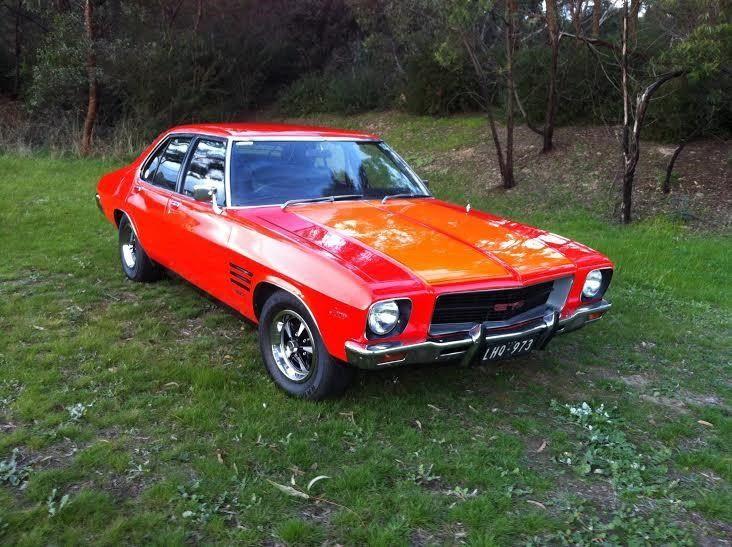 Tangerine Monaro Door Hq Gts Muscle Cars Pinterest Holden