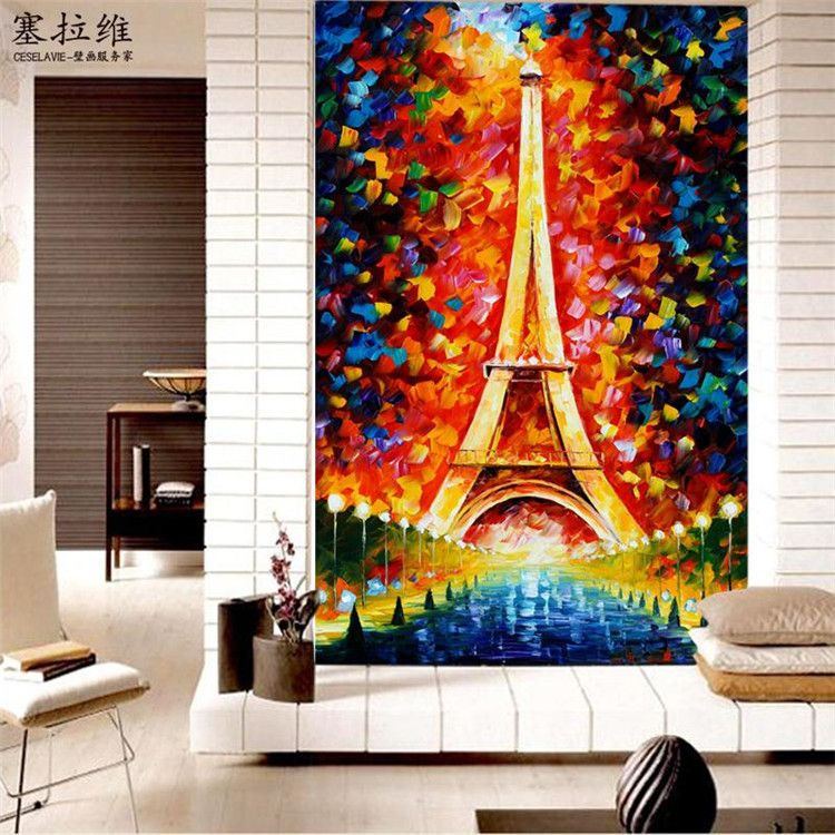 Cheap 3d Photo, Buy Quality Photo Wallpaper Directly From China Tower  Wallpapers Suppliers: Eiffel