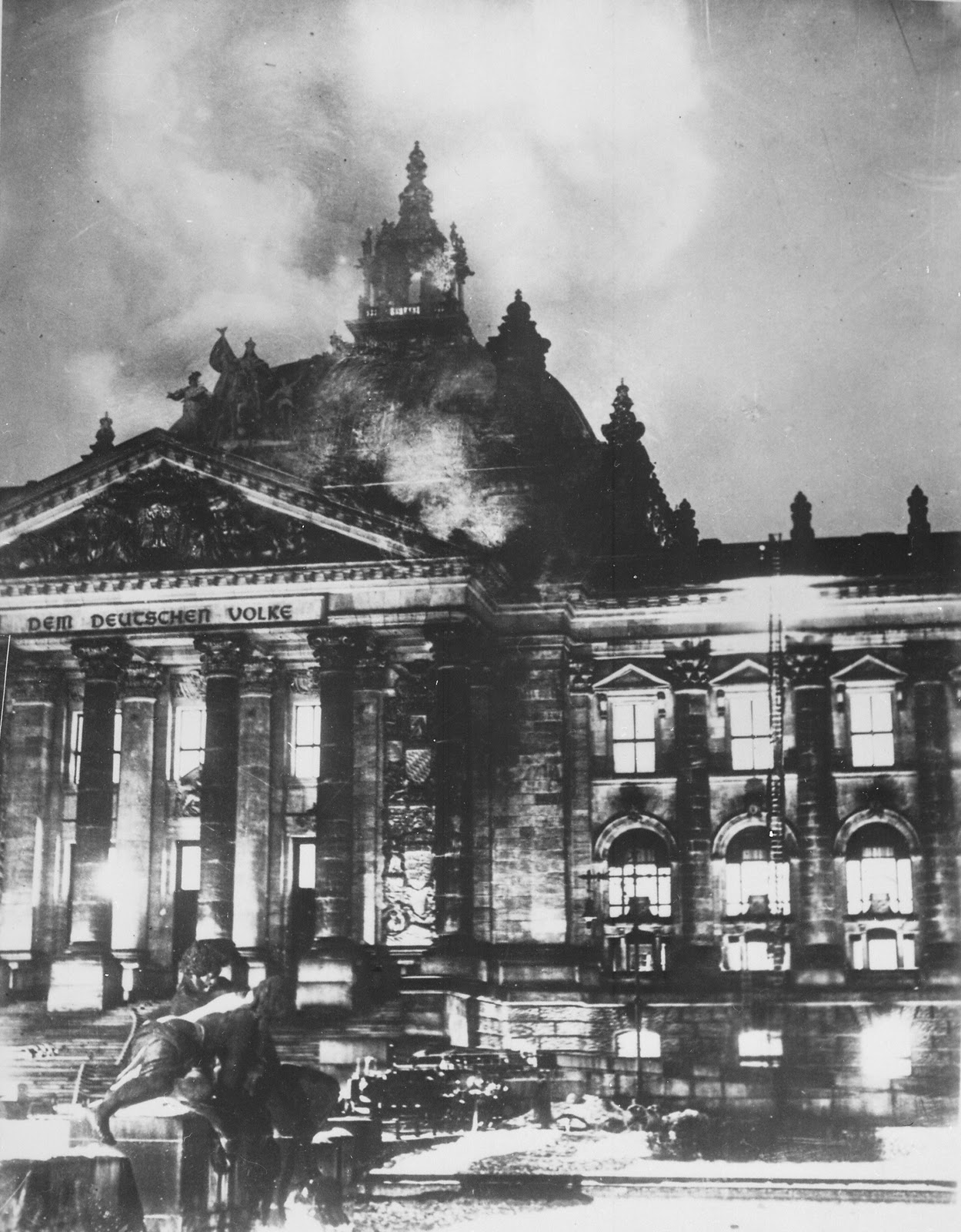 February 27 1933 Reichstag German Legislative