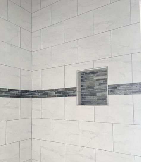 Daltile Marissa Carrara 10 In X 14 In Ceramic Wall Tile 14 58 Sq Ft Case Ma031014hd1p2 The Home Depot In 2020 Bathroom Shower Tile Home Depot Bathroom Tile Home Depot Bathroom