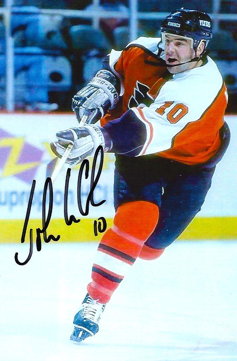 Philadelphia Flyers LW John LeClair Philadelphia flyers