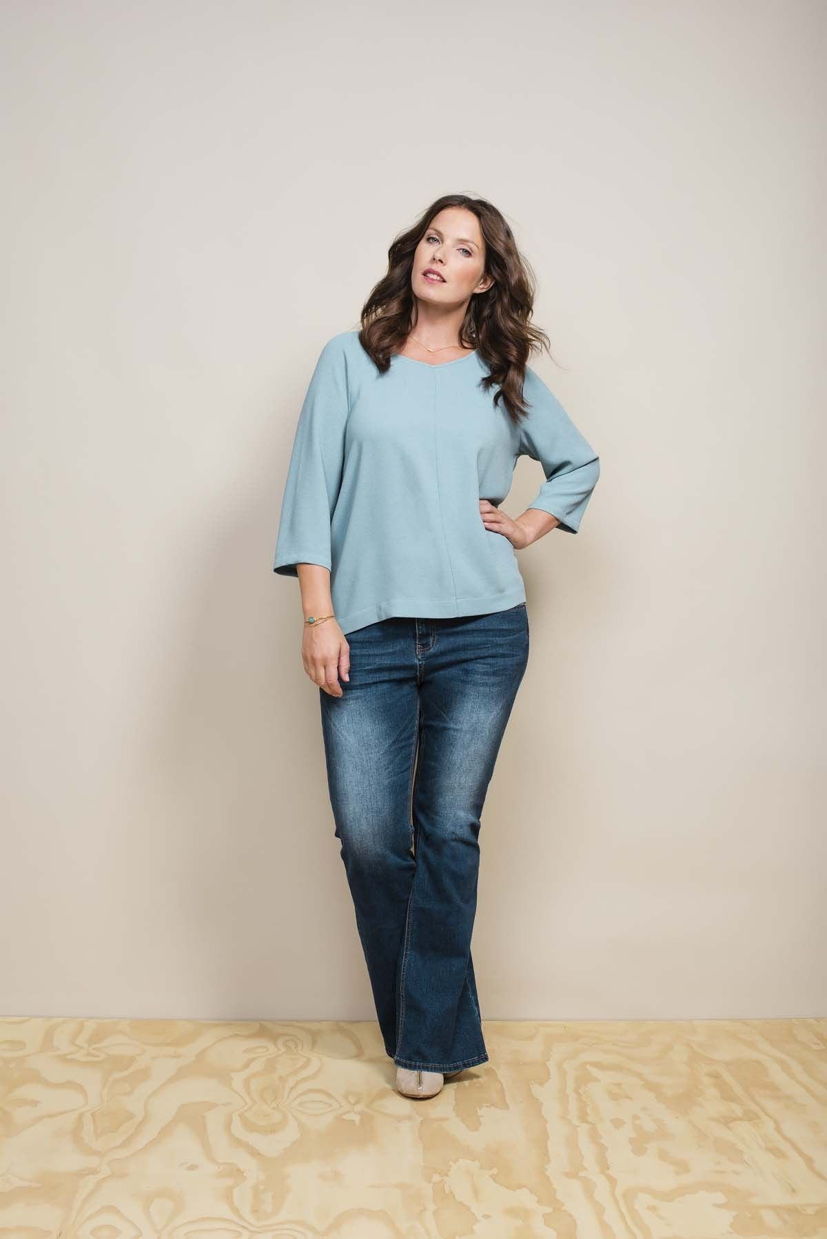 Heavenly Casual Tienda Online Ms Mode Moda Para Curvas