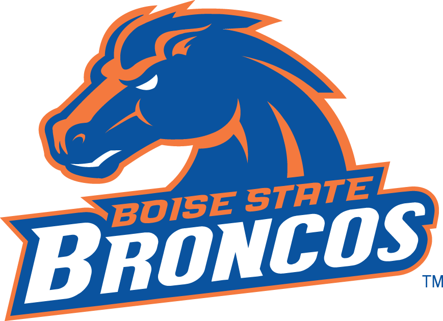 boise state broncos sport logos pinterest sports logos and logos rh pinterest com boise state logo clip art boise state logo tire cover