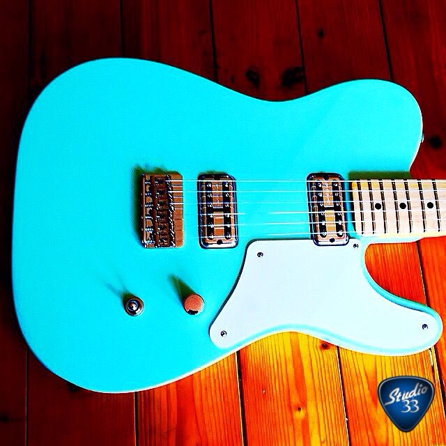 TeleTuesday continues with this cool Cabronita #Telecaster from @maschio23 #Fender Learn to play guitar online www.Studio33GuitarLessons.com