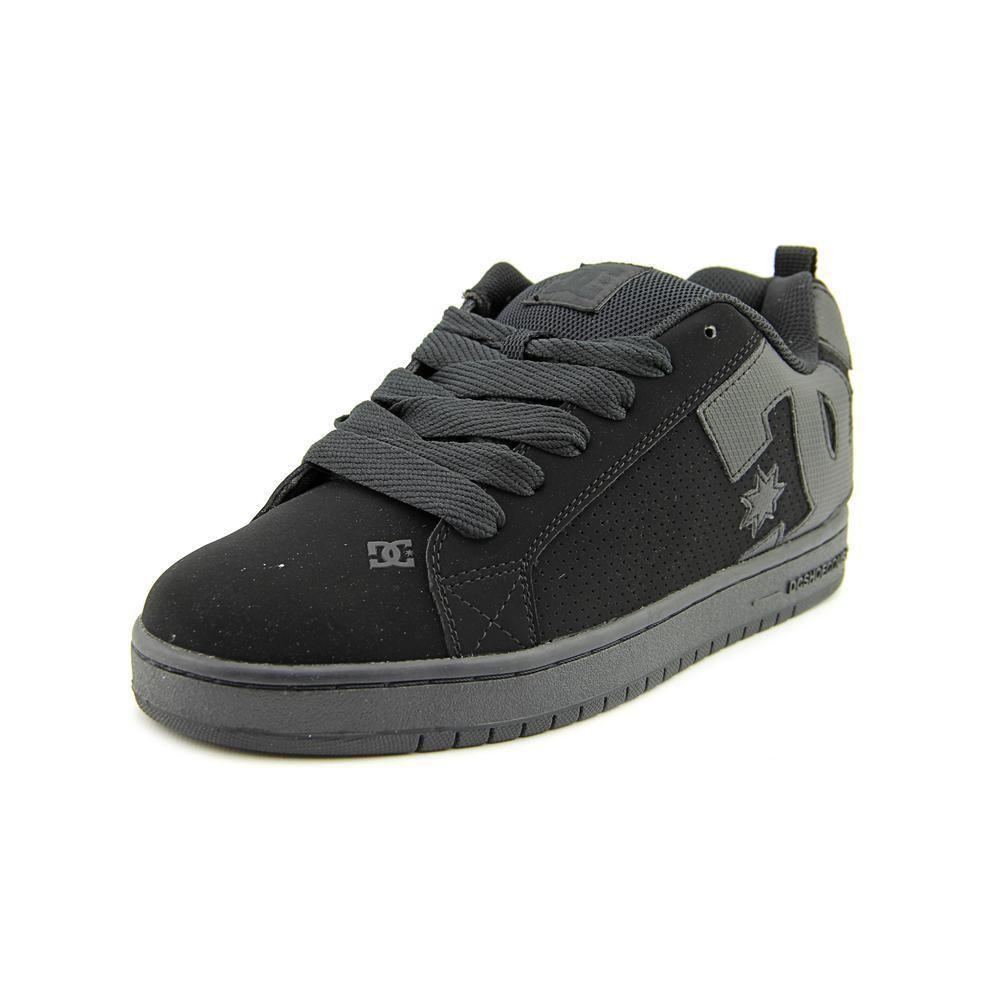 Skate shoes size 9 - Dc Shoes Court Graffik Black 300529 3bk Mens Size Uk 9 Eur 43