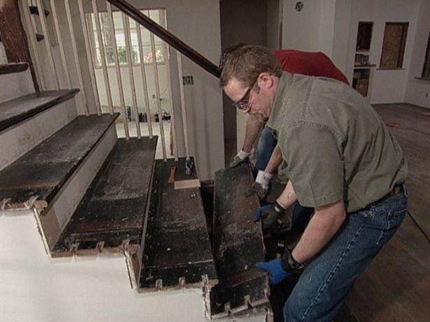 Best How To Replace Staircase Treads Laminate Flooring On 640 x 480