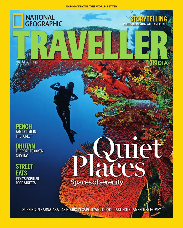 National Geographic Traveler Magazine Logo